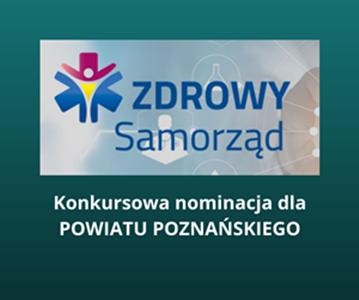 Konkursowa nominacja dla POWIATU POZNAŃSKIEGO