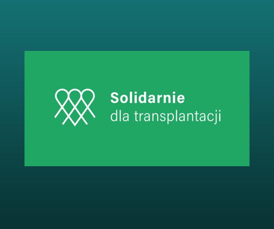Solidarnie dla transplantacji