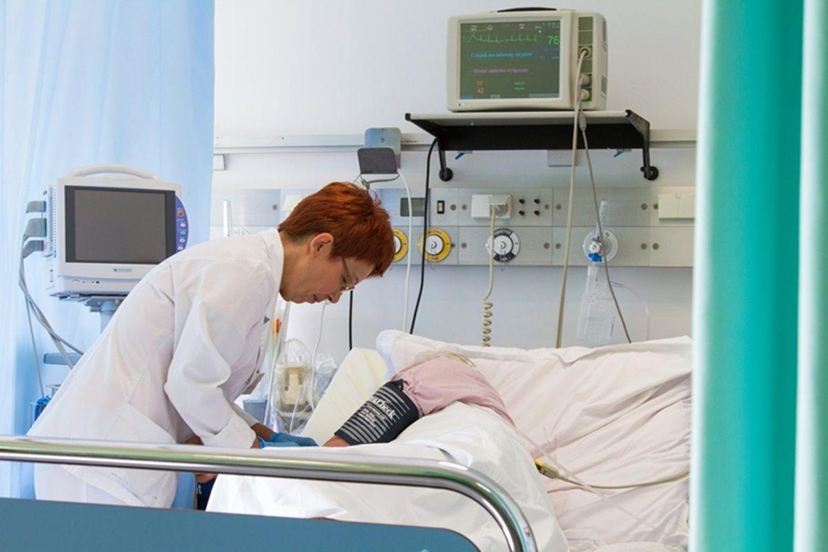 Oddział Kardiologiczny z Pododdziałem Chorób Wewnętrznych