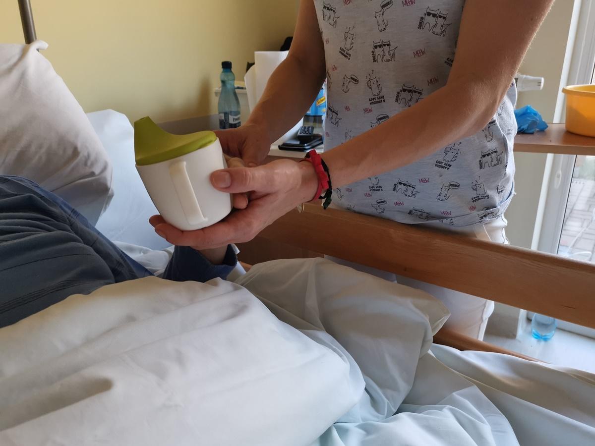 Oddział Opieki Paliatywno - Hospicyjnej